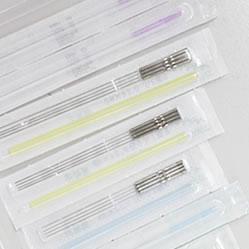 鍼治療で使用する針