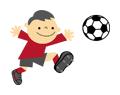 スポーツ障害のイメージ